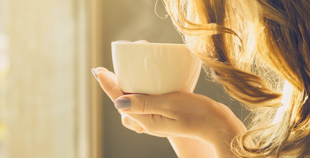 Chá com Doula